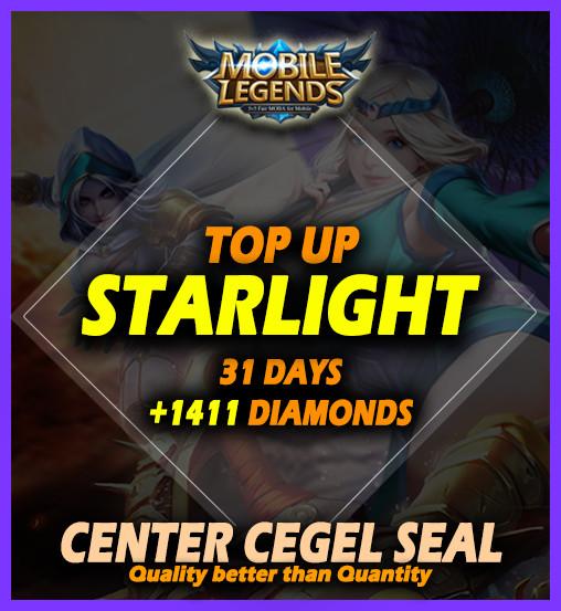 Starlight + 1411 Diamonds