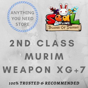 Murim Weapon All Job.XG+7 Unap