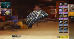 Parachute (M16A4 Army Green)