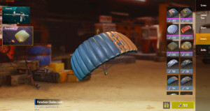 Parachute (Golden Lock)