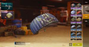 Parachute (Chicken Dinner God)