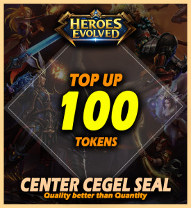 100 Tokens (All Server)