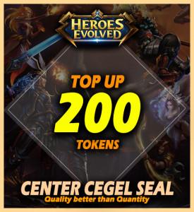 200 Tokens (All Server)