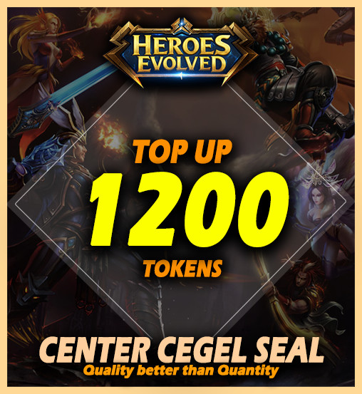 1200 Tokens (All Server)