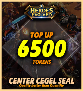 6500 Tokens (All Server)