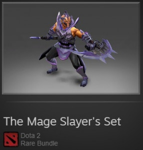 The Mage Slayer's (Anti-Mage Set)