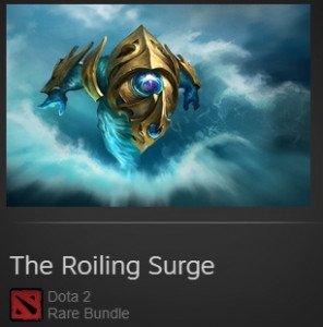 The Roiling Surge  (Morphling Set)