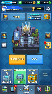 AKUN ARENA 11 MURAH | 5 LEGENDARY | CN ON+AKUN ML
