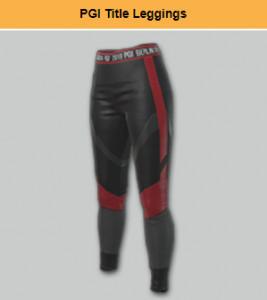 PGI Title Leggings