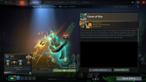 Censer of Gliss (Immortal TI8 Shadow Shaman)