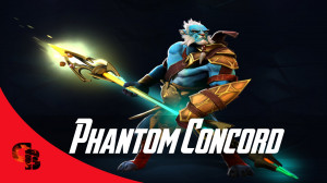 Phantom Concord (Immortal Phantom Lancer)