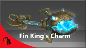 Fin King's Charm (Lion)