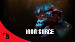 Iron Surge (Immortal Spirit Breaker)