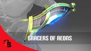 Bracers of Aeons (Immortal TI7 Faceless Void)
