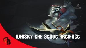 Whisky the Stout Artifact (Tusk)