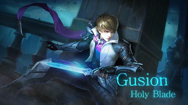 Gusion (Assassin / Mage)