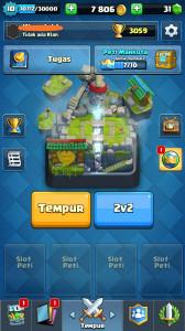 Legendary 12. Arena 10. Level 10. Card GG.