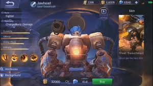 Jawhead (Fighter)