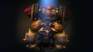 Crimson Beast (Earthshaker Set)