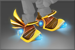 Mecha Boots of Travel Mk III (Immortal Tinker)