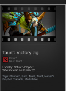 Taunt: Victory Jig