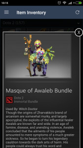 Masque of Awaleb (Witch Doctor Set)