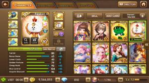 Awaken Garuda Cony + Valentine Chihiro