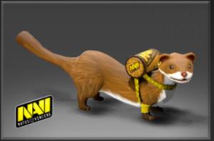 Na'Vi's Weaselcrow (Courier)
