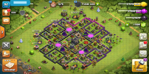 Town Hall 9 Max|Builder 5|GG Aman