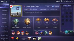 Hero 49 Skin 33|Epic 3|Emblem GG|Skin GG|All Unbin
