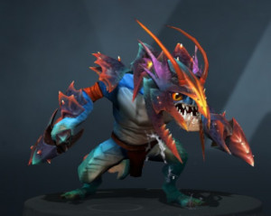 Kindred of the Umizar Crawler (Slark Set)