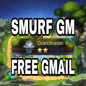 Akun Smurf, Rank GM, Hero Epic, Sultan