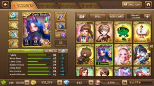 Dark Skuld + Valentine Chihiro Pendant S+ 7