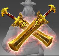 Genuine Eternal Radiance Blades (Immortal Alchemist)