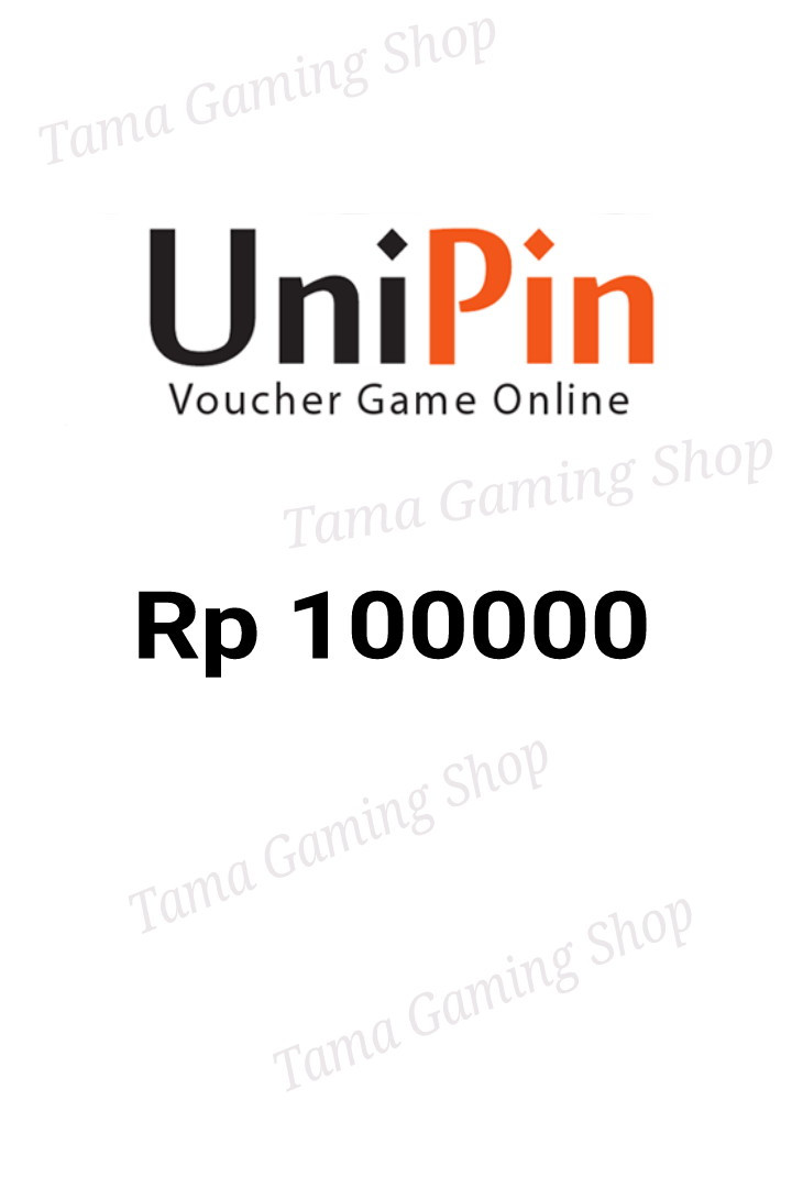 Voucher Unipin 100000