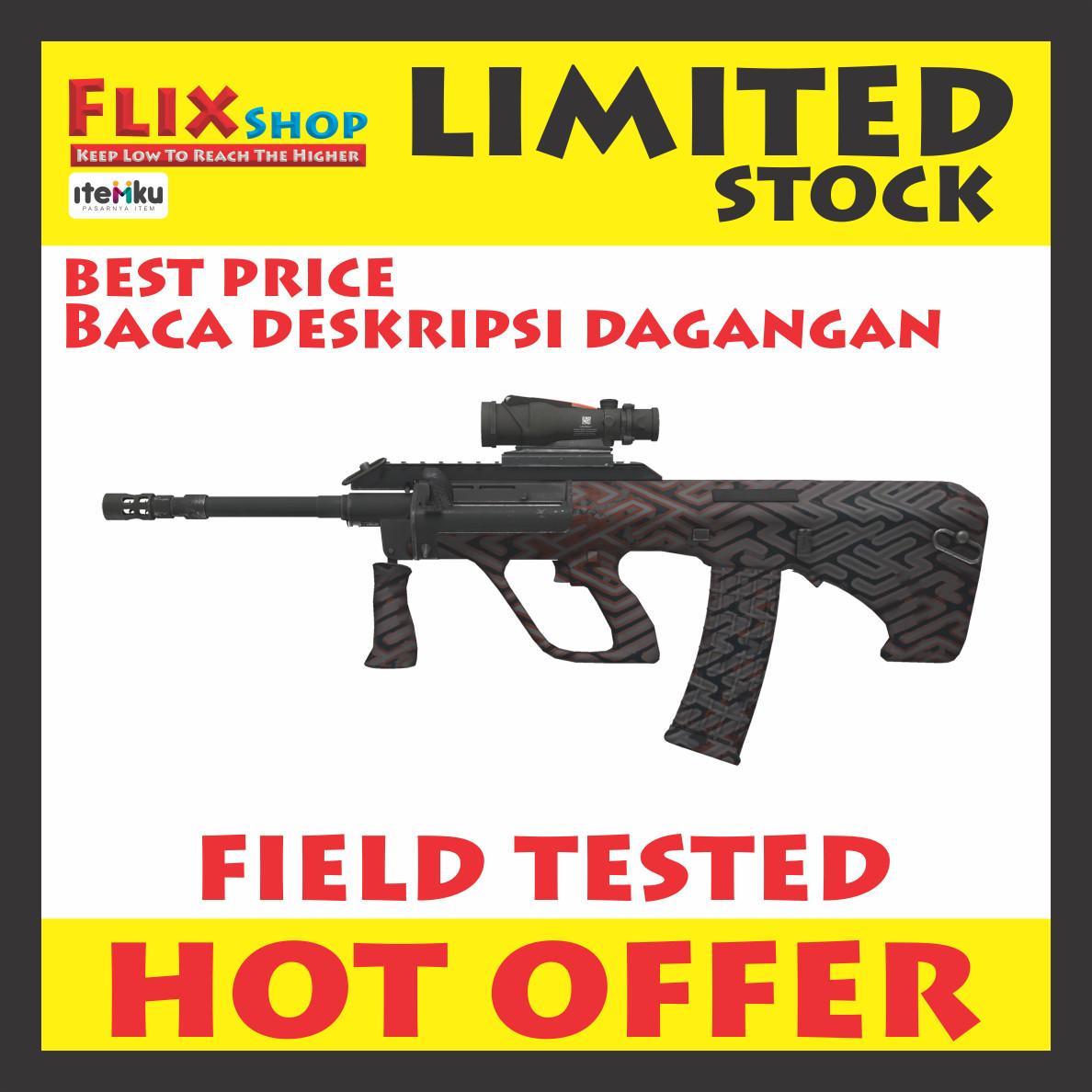 AUG | Daedalus (Consumer Grade Rifle)
