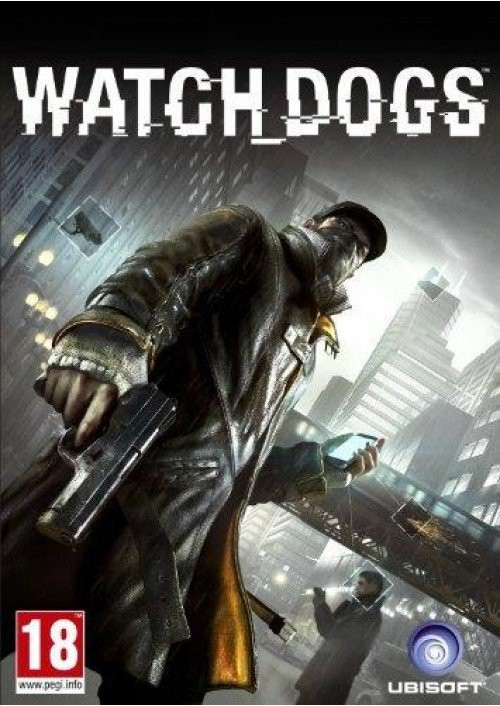 Watch Dogs - Uplay