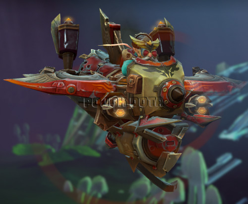 Gunboat Hegemon (Gyrocopter Set)