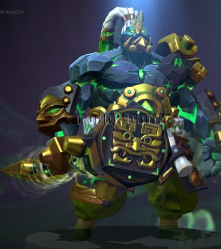The Jade General (Earth Spirit Set)