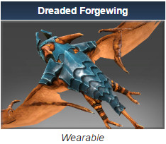 Auspicious Dreaded Forgewing (Batrider)