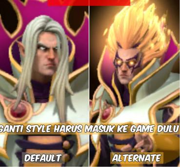 Dark Artistry Hair (Invoker)