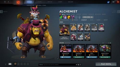 Darkbrew Enforcer Mix Genuine Radiance (Alchemist)