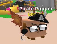Pirate Pupper Lvl 10