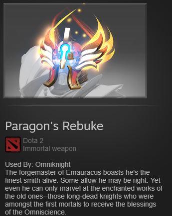 Paragon's Rebuke