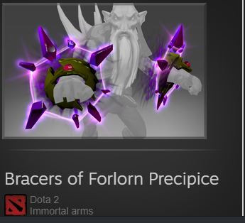 Bracers of Forlorn Precipice