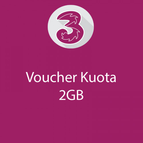 Voucher 2GB+4GB 4G 30hari