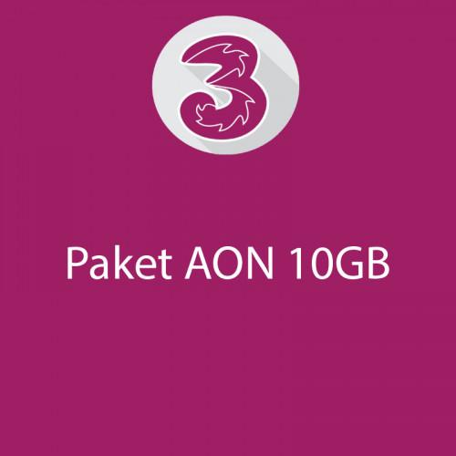 AON 10GB 360hari+20GB 4G 90hari