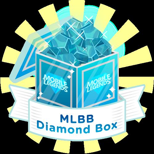 Mystery Box MLBB Diamonds Box