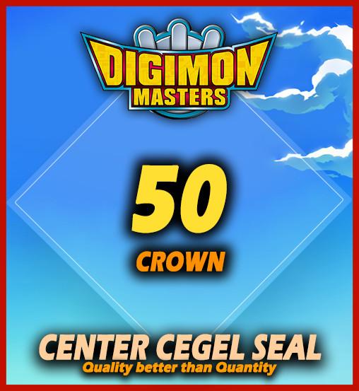 Voucher 50 Crown (All Server)