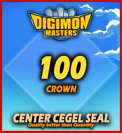 Voucher 100 Crown (All Server)